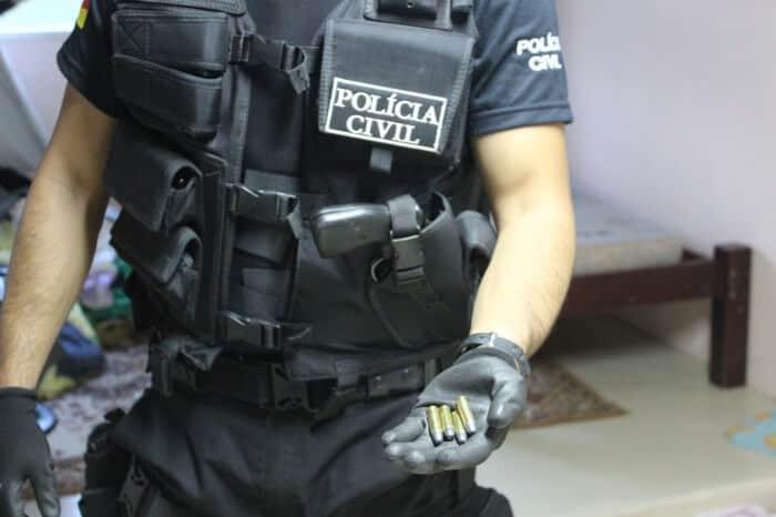 Edital da Policia civil de Pernambuco