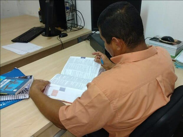 Detento da papuda aprovado no curso de direito com bolsa integral