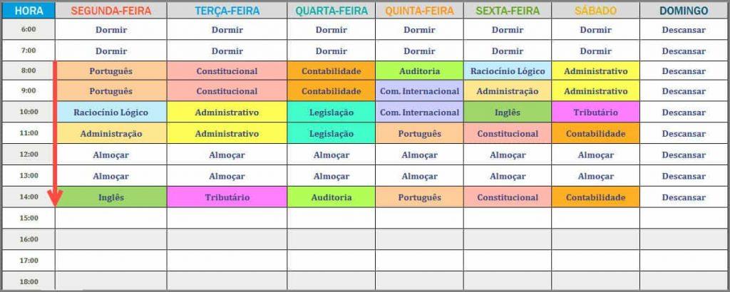 Plano-de-estudos-tradicional