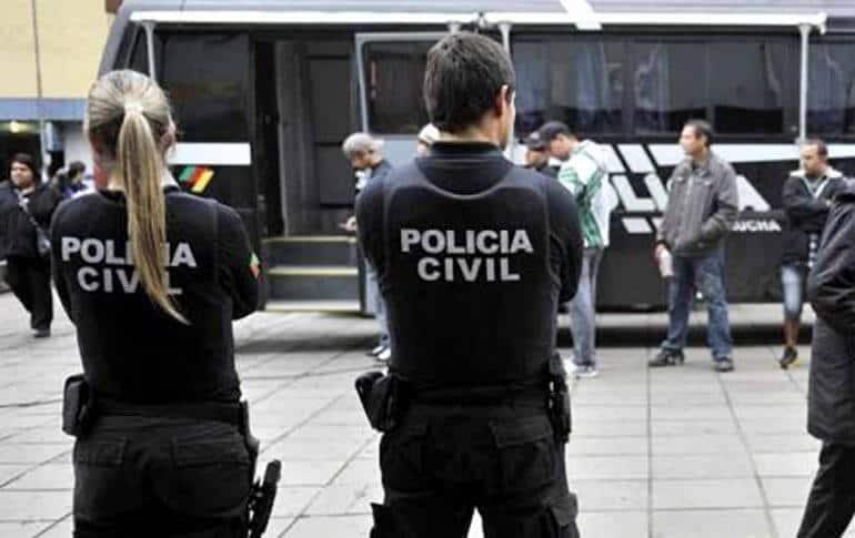 policial civil agentes