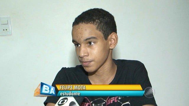 Aos 13 anos e ainda sem ensino médio, garoto é aprovado na UFPB