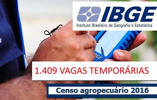 ibge censo agropecuário