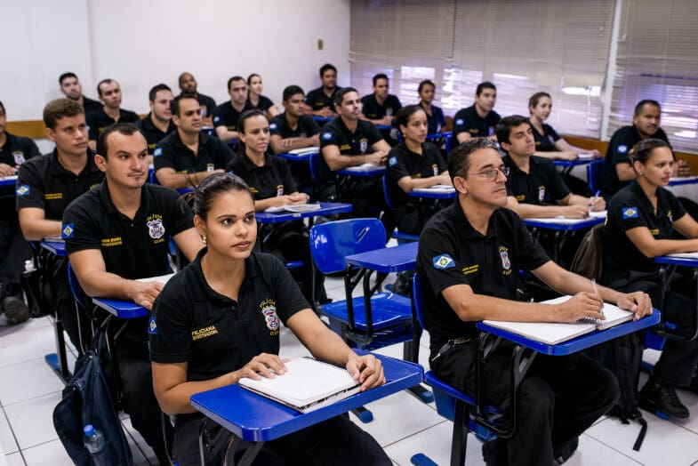 Concurso Polícia Civil-MT