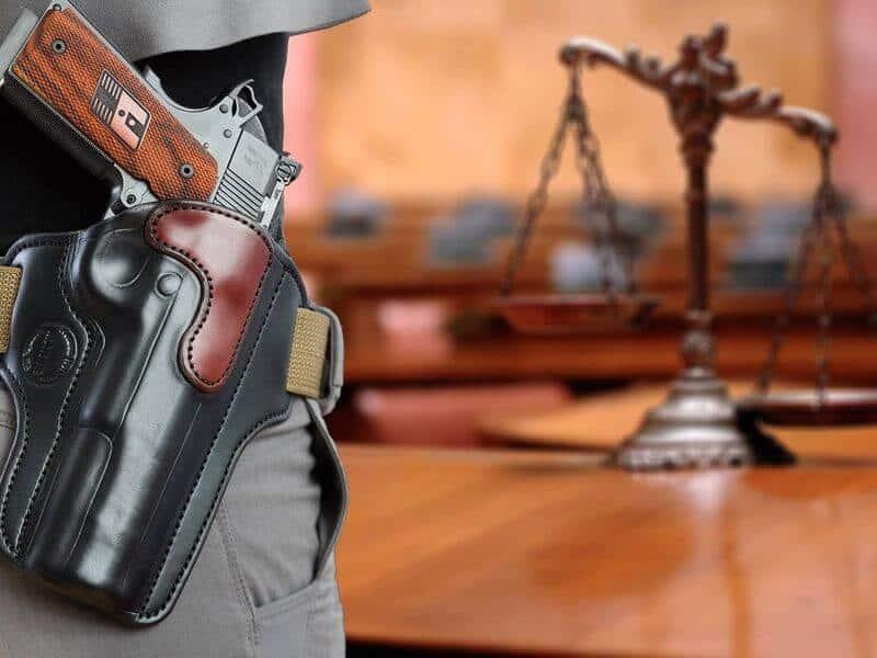 Porte de arma para advogado é aprovado