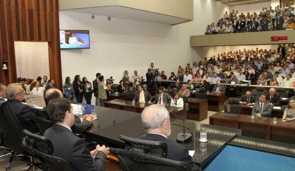 concurso assembleia legislativa MS