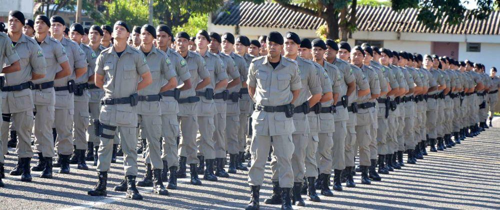 Foto de policiais militares 66