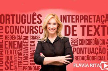 Descubra o que o curso Flávia Rita pode nos ensinar de Português