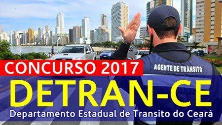 Concurso Detran-CE 2017