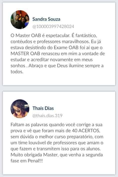 relatos master oab