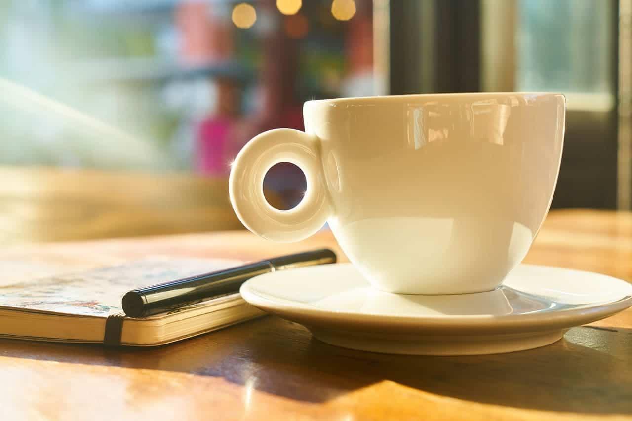café estimula concentração