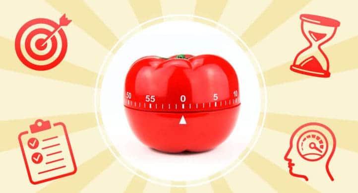 O que é a técnica pomodoro