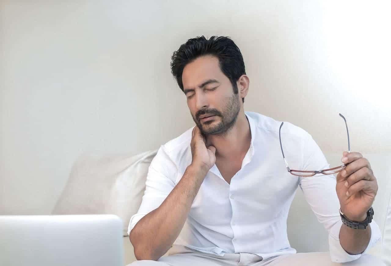 postura cansaço mental nos estudos