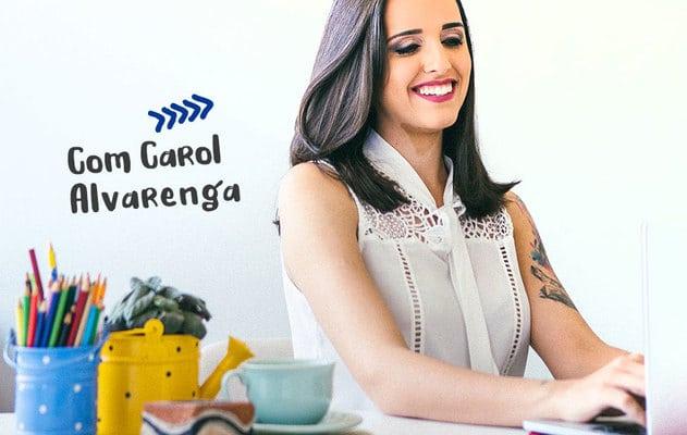 Carol Alvarenga curso